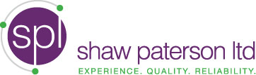 Shaw Paterson Ltd; Experience. Quality. Reliability.